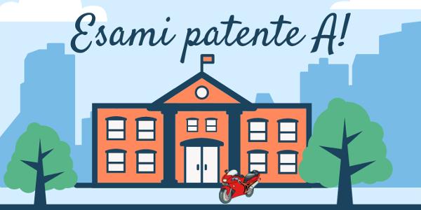 Esame patente A