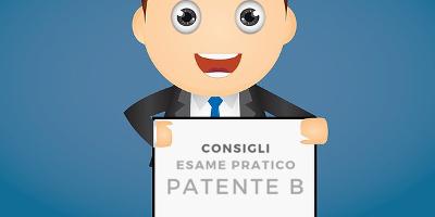 Consigli esame pratico patente b: bocciato? no grazie!