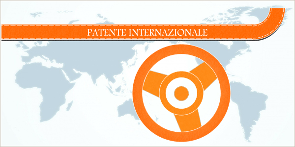 Risultati immagini per immagini patente internazionale