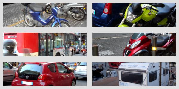 Classificazione dei veicoli