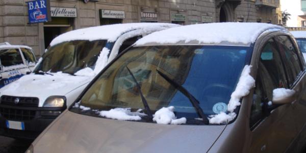 Comportamenti da adottare su strade coperte di neve