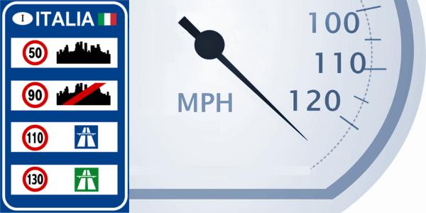 Limiti Di Velocità Generali