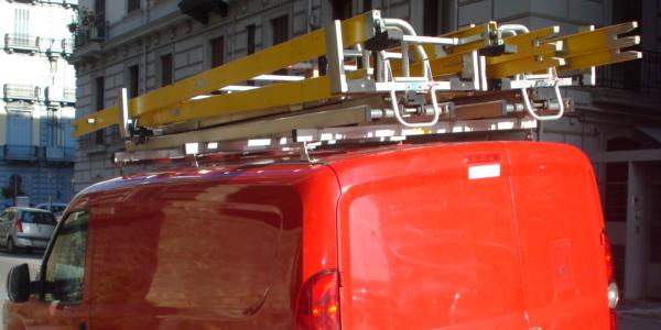Sistemazione del carico sui veicoli