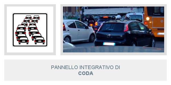 Pannello integrativo di Coda