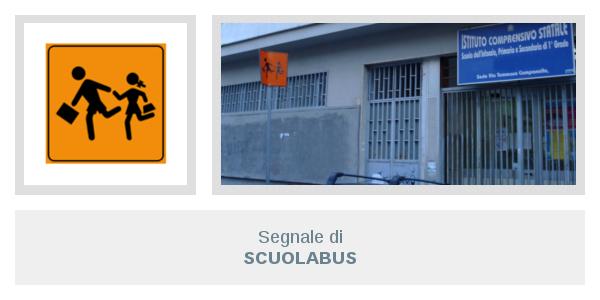 Segnale di Scuolabus